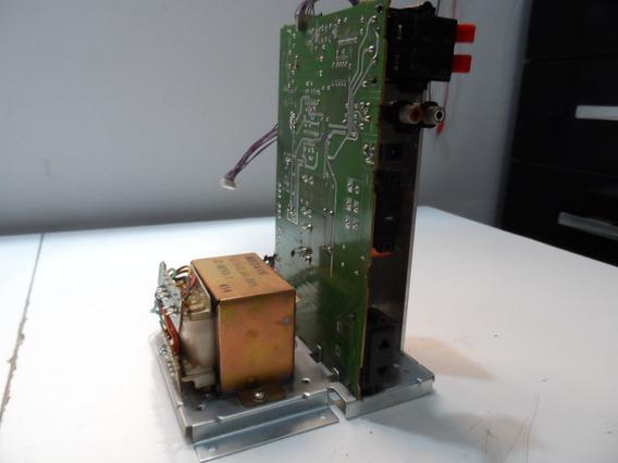 Fonte De Alimentação E Amplificador Gradiente Modelo At-x