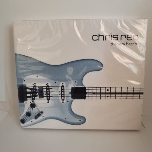Chris Rea The Very Best Of Cd Eu [nuevo]