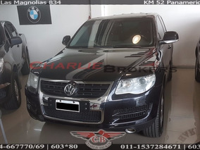 Volkswagen Touareg 3.6 Fsi Premium At Charliebrokers
