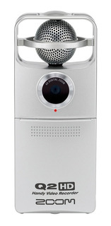Zoom Q2hd/w Grabador Au-vi Portatil Blanco Detalle Sale%