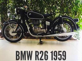 Bmw R26 Moto Antiga