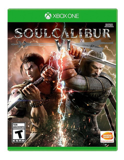 Soul Calibur 6 Xbox One Nuevo Sellado
