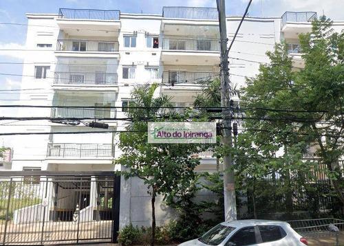 Imagem 1 de 1 de Apartamento À Venda, 44 M² Por R$ 480.000,00 - Vila Monte Alegre - São Paulo/sp - Ap5256