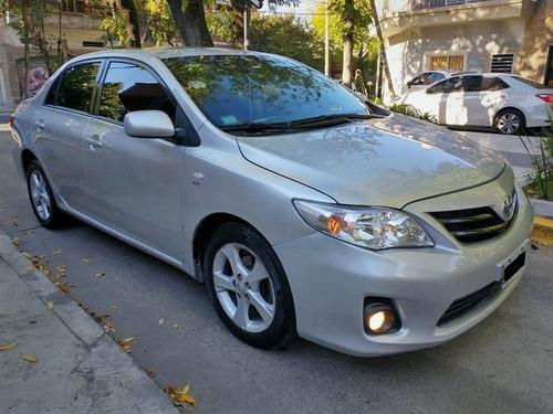 Toyota Corolla Xei 1.8 Mt6 Full Gnc 5ºgen Impecable Titular
