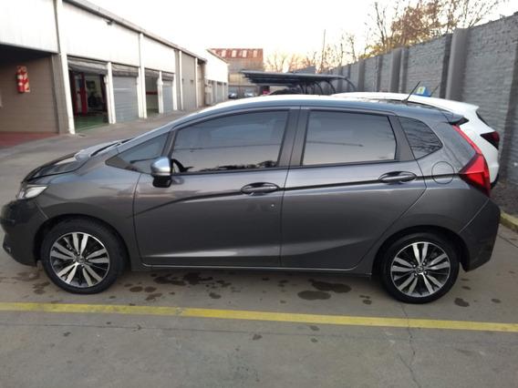 Honda Fit Exl At 1.5 132 Hp