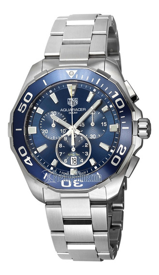 Relogio Tag Heuer Aquaracer Grand Date Cay111b.ba0927