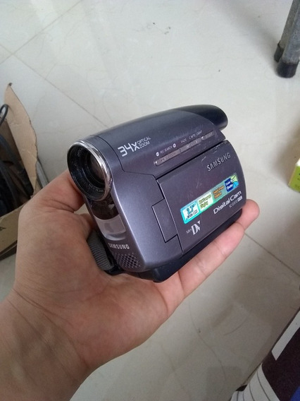 Camara Videogravadora Samsung Sc-d372