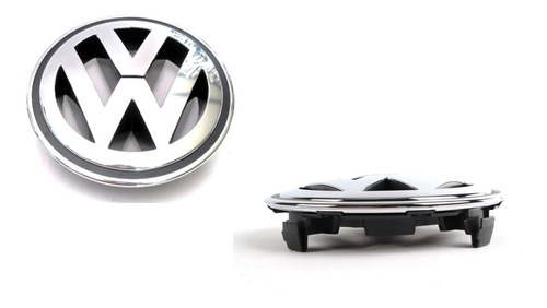 Emblema  Volkswagen Jetta 2.009-bora-tiguan