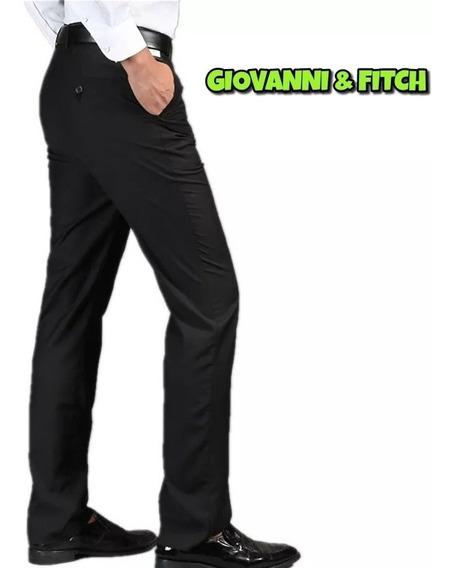 Pantalón De Vestir Slim Hombre Semi Chupin Hombres Gratis