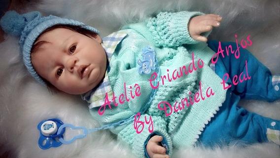 Lindo Bebê Reborn Lovelyn