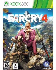 Far Cry 4 Xbox 360 Dublado Novo Lacrado