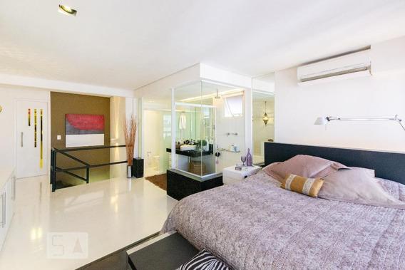 Apartamento Para Aluguel - Vila Olímpia, 1 Quarto, 60 - 893116457