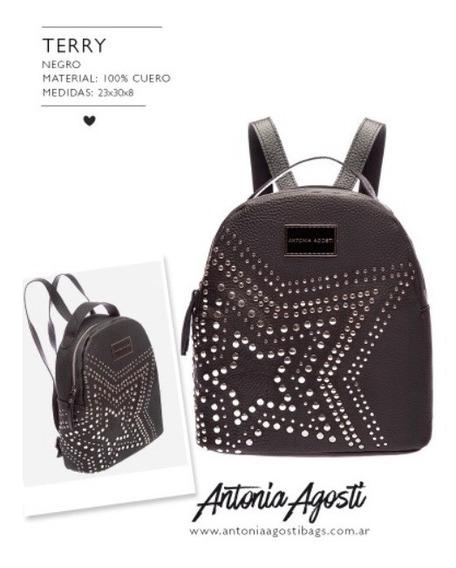 #terry Mochila Antonia Agosti