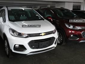 Chevrolet Tracker 2017 4x4 Plus Aut. Cupos Lim $223000 Ab