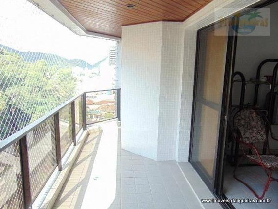 Apartamento Residencial Para Venda E Locação, Pitangueiras, Guarujá. - Ap3865