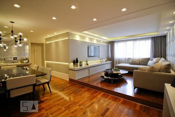 Apartamento Para Aluguel - Perdizes, 3 Quartos, 127 - 893018318