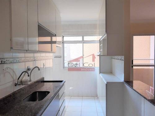 Apartamento Com 2 Dormitórios À Venda, 54 M² Por R$ 230.000,00 - Residencial Das Ilhas - Bragança Paulista/sp - Ap0164