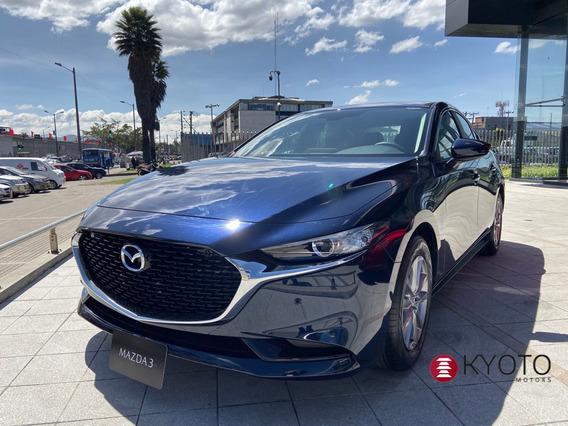 Mazda 3 Touring 7 Generación Mecánico Azul Metálico 2020