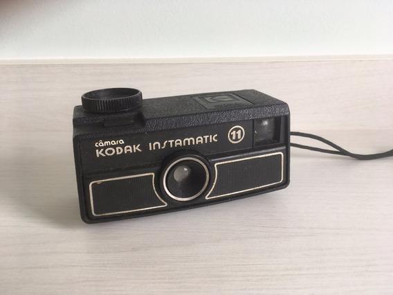Máquina Câmara Fotográfica Kodak Instamatic 11