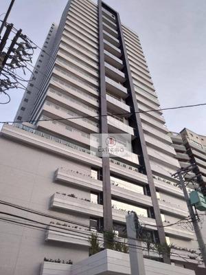 Apartamento Duplex Residencial À Venda, Canto Do Forte, Praia Grande. - Ad0003