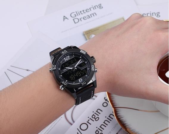 Naviforce Marca De Luxo Homens Moda Esportes Relógios De Pul