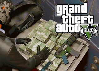 5 Millones Gta V Online Xbox One