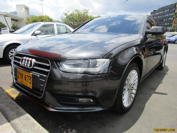 Audi A4 B8 1.8 Mt 1800cc T