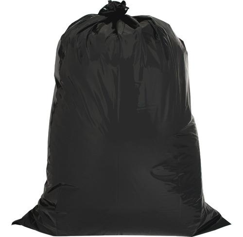 Bolsa Industrial Negra 97cm X 115cm 1 Kl : 9 Bolsas Basura