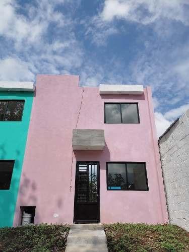 Se Vende Casa Cerca Del Museo Nacional De La Caña La Zafra En La Colonia Toxpan