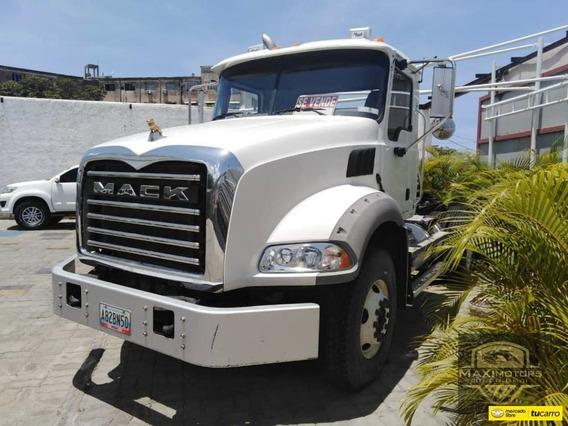 Camiones Chutos Y Gandola Mack Granite