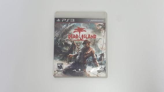 Dead Island - Ps3 - Original