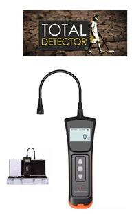 Detector Fuga Gas Natural Combustible Industrial Profesional
