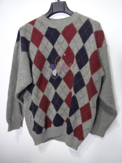 Suéter The Sweater Shop G Uk Alapaca Lã Acrílico Mohair