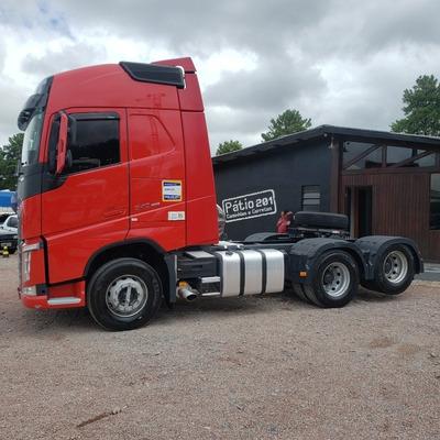 Caminhão Volvo New Fh540 I-shift 6x4 Ano 2018 - Plano Ouro