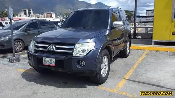 Mitsubishi Montero Limted-automatico