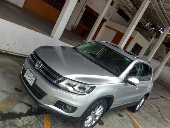Volkswaguen Tiguan 2.0 Lts Gris Plata