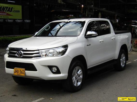 Toyota Hilux Euro Iv 2800 Cc At 4x4 Td