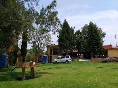 Casa Sobre Forjadores Y Periferico Puebla.gran Jardin!!