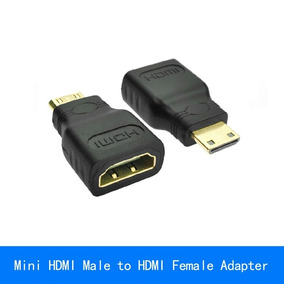 Adaptador Mini Hdmi Macho X Hdmi Fêmea (20050)
