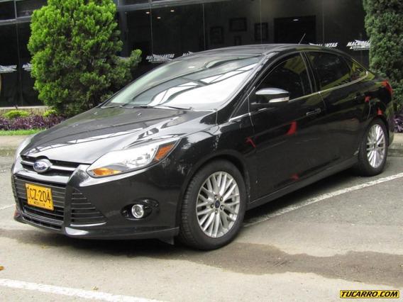 Ford Focus Titanium 2000 Cc