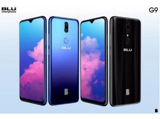 Smartphone Blu G9 Dual Sim Lte 6.3 Hd+ 64gb/4gb Original