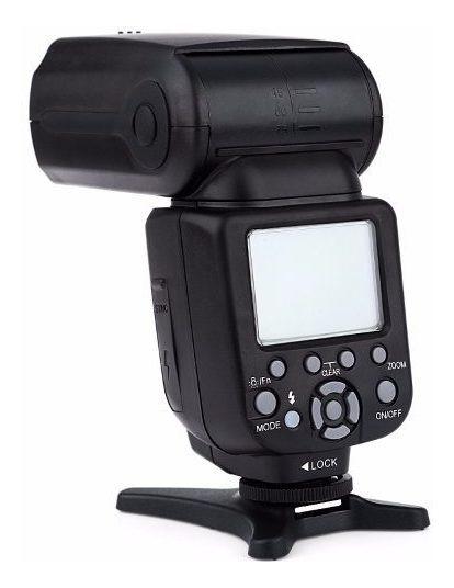 Flash Ttl Triopo Tr-586exn Tr586exn Ttl Para Camera Nikon