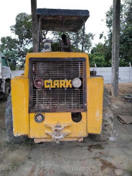 Pá Carregadeira Clark 75 Iii 1979