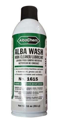 Alba Wash 1615 Albachem - Limpiador /lubricante De Cangrejos