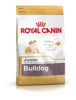 Royal Canin Bulldog Junior 12 Kg Entrega Gratis Guayaquil