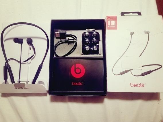 Fone Ouvido Beats X Bluetooth 100% Original Preto