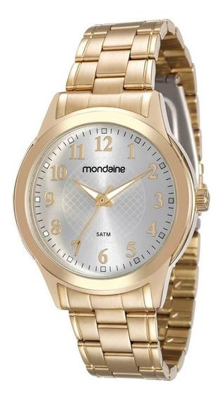Relógio De Pulso Feminino Mondaine 83341lpmvde1