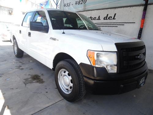 Ford, F150 Pick Up Doble Cabina, Aut, Tela, 82,000 Km