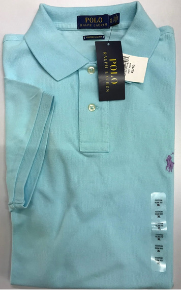Polo Ralph Lauren Camiseta Tipo Polo 100% Orig Talla M L Xl
