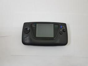 Game Gear - Proteção Tela E Capacitores Novos! 100%funcional